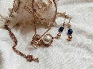 bijoux dorés
